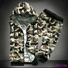 JC Mens Sleeveless camo hooded pants two pieces suits Casual sport Summer vogue $24.88 USD on eBay