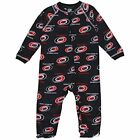 Carolina Hurricanes Baby Pajamas Raglan Footed Sleeper $6.95 USD on eBay