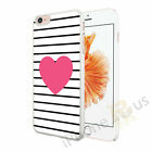 Love Heart Case Case Cover For Apple iPhone Samsung HTC Sony Phones 044-7