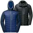 Jack Wolfskin Mens Skyland Crossing Sports Insulation Fleece Coat Jacket