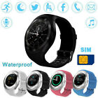 Lot Bluetooth Smart Watch Phone Mate Touch Screen Sim For Android Samsung Huawei