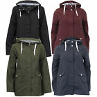 Ladies Kagool Jacket  Brave Soul Womens Coat Hooded Digger Lightweight Summer