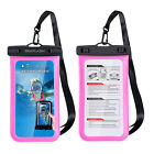 Universal IPX8 Waterproof Underwater Dry Bag Case w/lanyard For iPhone Samsung