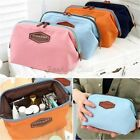 Portable Womens Travel Cosmetic Pouch Makeup Wash Bags Storage Waterproof GIFT