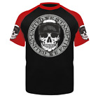 T-Shirt La Familia UNITED WE STAND Oldschool HC Crew Criminal Wide Front Merch H