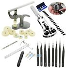 Watch Opener Repair Tool Kit Back Case Band Remover/Case Press Professional Set image