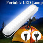 Portable Rechargeable 42 LED Flashlight Outdoor Camping Tent Work Light Lantern