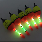 5x Luminous Night Glowing EVA Fishing Float Light Stick Glow Stick Tubes Set UK