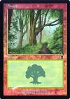 MTG - Odyssey - Forest #350 - Foil - Various Conditions