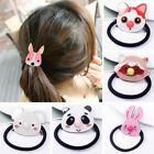 New Letter Animal Pattern Hair Ropes Elastic Hair Bands Hair Accessories