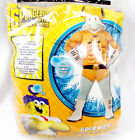 Rubies Sponge Out of Water Muscle Chest Squidward Child Costume Jumpsuit Gloves