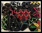 1 x African Butterfly Stretchy Hair Combs / Magic EZ Combs       *  FREE Postage