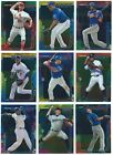 2014 Topps Finest Baseball Base Card You Pick the Card, Finish Your Set