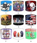 Lampshades Ideal To match Children`s Duvets American Football Wall Murals NFL