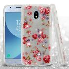 For Samsung Galaxy J3 / Orbit / Achieve / Star 2018 Phone Case Cover Glitter TPU