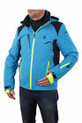 Spyder Herren Skijacke Winterjacke Bromont Jacket Electric Blue/Black