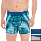 NEW 3 PACK~ MEN'S UNDER ARMOUR CHARGED COTTON STRETCH BOXERJOCKS/ BOXER BRIEFS.