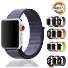 Nylon Woven Replacement Watch Band Strap For Apple iwatch Series 1 2 3 38/42mm