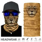 Animal Style Balaclava Face mask Sun Mask UV Protect Headband Neck Gaiter