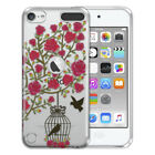 For Apple iPod Touch 5 5th/ 6 6th Gen Transparent Clear Soft TPU Case Skin Cover