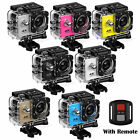 Ultra HD 4K 1080P 720P Wifi 480P Waterproof Sport Action Camera Camcorder Cam US