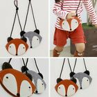 Внешний вид - Fox Toddler Kids Girls Shoulder Bag Hand Purse Childrens School Messenger Bags