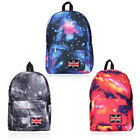 US Unisex Space  Backpack Travel Rucksack  Bag  SatchelGIFT