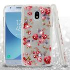 For Samsung Galaxy J3 2018 SHINE HYBRID HARD Protector Case Phone Cover