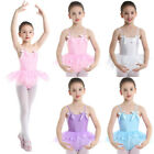 Внешний вид - Toddler Girls Ballet Dress Tutu Leotard Dance Gymnastics Strap Clothes Outfits