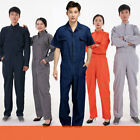Men Women Boilersuit Coverall Overall Workwear Tuff Work Royal Pant Jumpsuit New