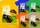 LIVE AND LET DIE ,MOVIE,MENS T-SHIRT,COTTON 100% , G0023 $23.53 CAD on eBay