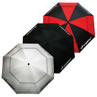 Clicgear Double Canopy Vented Umbrella Tour Golf UV Protection Brolly 68