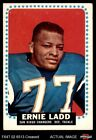 1964 Topps #163 Ernie Ladd Chargers VG $4.0 USD on eBay