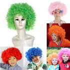 Variety of Color Ball Exploding Head Fans Fake Hairpiece Clown Fake Hairpiece HX