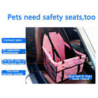 Portable Pet Seat Cat Dog Car Seat Pet Car Carrier for Travel Durable Hot Sale