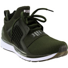 Puma Ignite Limitless Weave Green Mens