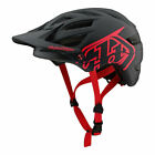 2019 Troy Lee Designs A1 Drone Red/Black Mountain Bike Helmet - All Sizes