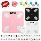 Digital Body Fat Weight Scale Electronic LCD Fitness Weight Voice Bathroom Scale
