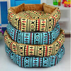 Mat Warm Cheap Blanket Printed Dog Kitten Kennel Bed Fashion Puppy House Pet