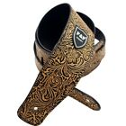 US PU Leather Classic Luxury Soft Guitar Acoustic Electric Basses Guitar Strap