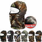 Winter Camo Thermal Fleece Balaclava Warm Ski Neck Motorcycle Full Face Mask US