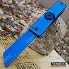 7 ASSISTED OPEN CLEAVER POCKET KNIFE W FIDGET SPINNER FEATURE OUTDOOR RAZOR