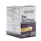 Medifirst Sinus Pain And Pressure Cold & Sinus Medication Packets $8.09 USD on eBay