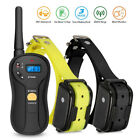 Focuspet Waterproof Electric Trainer E-Collar Remote Dog Shock Pet Safe Collar