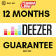 ⭐SALE⭐ Premium - Deezer 12 Months - NOT SHARED - YOUR OWN DEEZER -Trusted -