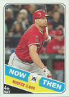 2018 Topps Heritage High Number Now & Then  Cards You Pick Finish Your Set
