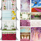 Flower Wedding Party Valentine Photography Backdrop Romantic Background 5x7ft