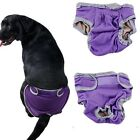 USA Female Dog Puppy Pet Diaper Pants Physiological Sanitary Panty Underwear