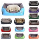 Blanket Washable Large Pet Dog Cat Bed Puppy Cushion House Soft Warm Kennel Mat