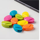 10PCs Set Creative Utility Gadget Data Cable Power Cord Finisher